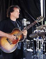 Art Steele on Guitar